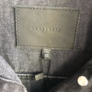 Sanctuary Jackets & Coats - NWT | Sanctuary Heartbreaker Denim Jacket